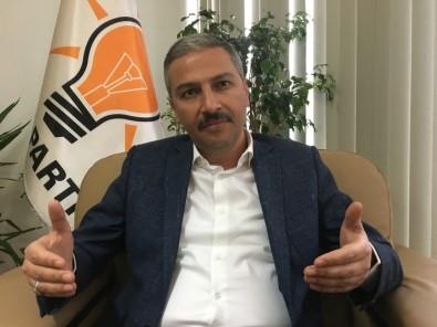 AK Parti'li Polat Açıklaması '800 İstifa İddiası Tamamen Balon'