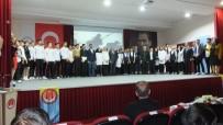 İMAM HATİP OKULU - Burhaniye'de İstiklal Marşı Coşkusu