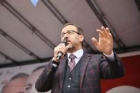 Gençlik Ve Spor Bakanı Kasapoğlu Mardin'de