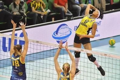 CEV Kadınlar Şampiyonlar Ligi Açıklaması Scandicci Açıklaması 1 - Fenerbahçe Opet Açıklaması 3