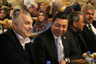 Eski AK Parti Milletvekili Külünk Kırşehir'de Gençlerle Bir Araya Geldi