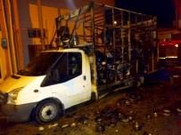 Nevşehir'de Araç Kundaklayan 1 Kişi Yakalandı