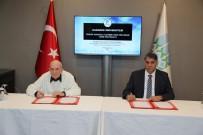 TÜRKER İNANOĞLU - Türker İnanoğlu İletişim Fakültesi İçin İmzalar Atıldı
