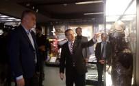 MUHTEŞEM YÜZYIL - Bakan Ersoy'dan İstanbul Havalimanı'na Açılacak Müze İle İlgili Açıklama