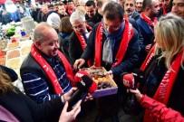 İmamoğlu Seçim Turun Çatalca'da Sürdürdü