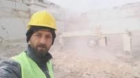 Mermer Ocağındaki Kazada Hayatını Kaybeden İşçi Toprağa Verildi