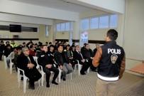 Palu'da 'Gençlik Ve Güvenli Gelecek' Semineri