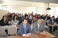 ERTUĞRUL GÜNAY - Gübre Ve İlaç Bayileri İle Ziraat Mühendislerine Bilgilendirme Toplantısı