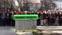 ÖMER ÖZCAN - Niğde'deki Kazada Ölen 2 Kişi Karaman'da Toprağa Verildi
