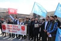 FEMINIST - TÜGVA İl Başkanı Murat Tuna Açıklaması  'Ezan, Tüm Müslümanların Kırmızı Çizgisidir'
