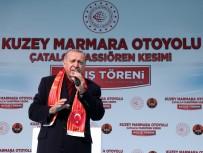Erdoğan'dan Kılıçdaroğlu'na Terör Açıklaması Tepkisi