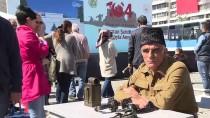 BUĞDAY EKMEĞİ - 'Çanakkale Ruhu'nu Konak Meydanı'nda Yaşattılar