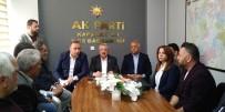 BAHRİYE ÜÇOK - AK Parti'li Nasır'dan 'Kentsel Dönüşüm' Müjdesi