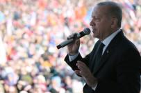 FIRTINA OBÜSÜ - Cumhurbaşkanı Erdoğan Açıklaması 'Satılan Birisi Varsa Sensin'