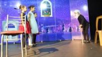 HÜLYA KAYA - Havranlı Öğrenciler Tiyatro İle Tanıştı