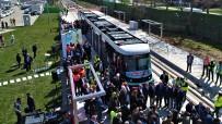 MEVLÜT UYSAL - Türkiye'de Bir İlk Açıklaması Test Sürüşlerine Başlandı