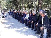 HÜSEYIN TÜRK - Ali Hoşfikirer, Mezarı Başında Anıldı