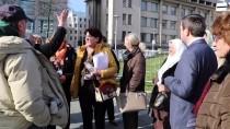 RADOVAN KARADZİC - Boşnak Kurban Yakınları Karadzic'e Verilen Cezadan Memnun