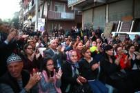 YAŞAR OKUYAN - CHP'li Sandal, Yeni Özkanlar Pazarının Yerini Açıkladı