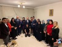 ADIL DEMIR - Metin Külünk'ten Taş Ve Demir Ailesine Ziyaret