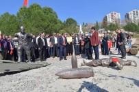 ERDAL AKSÜNGER - Çanakkale Ve Adana Şehitler Parkı Açıldı