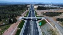 (Özel) Kuzey Marmara Otoyolu Köprüleri Birbirine Bağladı