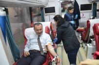 SELAMI ABBAN - Çerkezköy'de Kök Hücre Ve Kan Bağışı Kampanyası