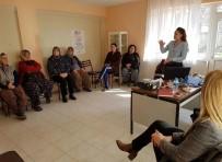 Kadın Çiftçilere Çilek Yetiştiriciliği Eğitimi