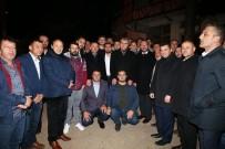 GEZİ OLAYLARI - Yüce Karasu'da Mitinge Katıldı
