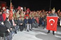 Emirdağ'da Binlerce Kişi Şehitler İçin Yürüdü