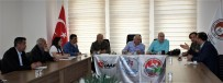 BURMA - IAAF Çocuk Atletizmi Karar Grubu Toplantısı Elazığ'da Yapıldı