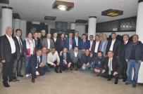AHMET DEMIRCI - Maden İşçisi Yeni Genel Başkanını Seçti
