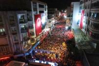 ATİLLA KAYA - Torbalı'da Gövde Gösterisi