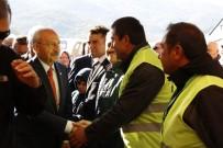 YAVUZ ERKMEN - CHP Lideri Kılıçdaroğlu, Saltukova'da Vatandaşlarla Buluştu