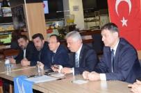 İSMAIL OK - DSP Balıkesir Başkan Adayı Kamber'den Şok İddia Açıklaması 'Pazarlıklarda HDP'ye Kadrolar Tahsis Edildi'
