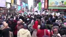 TIMES MEYDANı - New York'ta İslamofobi'ye Karşı ''Birlik'' Protestosu