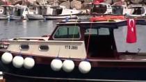 Balıkçılar İddiaya Girdi, Kooperatif Tekne Yarışı Düzenledi