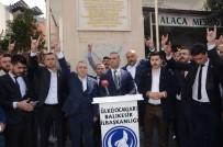 İSMAIL OK - Balıkesir Ülkü Ocakları İl Başkanı Halil Görmen'den Sert Açıklama