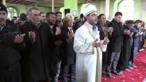Ağrı'da Kimsesiz Düzensiz Göçmen Vatandaşlarca Toprağa Verildi