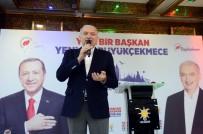 MEVLÜT UYSAL - AK Parti Büyükçekmece Adayı Mevlüt Uysal Açıklaması 'Büyükçekmece Sahilleri Eski Güzelliğine Tekrar Kavuşacak'