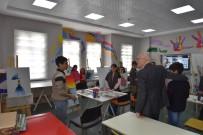 Bakan Yardımcısı Erdil, Ekeşkirt'te İncelemelerde Bulundu