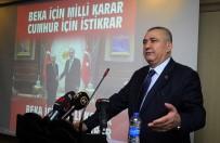 MEVLÜT UYSAL - Erkan Koçali Yerel Seçim Kararını Açıkladı