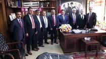 AHMET DEMIRCI - GMİS'te Devir Teslim Töreni