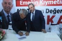 YUSUF ZIYA GÜNAYDıN - Isparta Belediyesi İşçilerine Yüzde 10'Luk Maaş Zammı Müjdesi