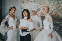 TUĞBA ÖZAY - Türkiye'nin En Büyüğü Gösterilen Defileye Tasarımlar Damga Vurdu