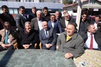 TÜRKÜCÜ - Ünlü Türkücü İsmail Türüt'ten Beykoz Adayı Murat Aydın'a Övgü