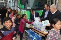 GEZİCİ KÜTÜPHANE - Büyükşehir, Gençleri Kitapla Buluşturmaya Devam Ediyor