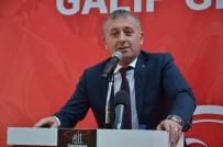 MHP İl Başkanı Aydın, Pınarbaşı İlçesini Ziyaret Etti