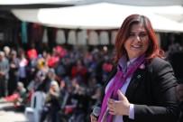 ADNAN SEZGIN - Özlem Çerçioğlu Projelerini Yenipazarlılara Anlattı