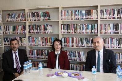 Saruhanlı'da 55. Kütüphane Haftası Kutlandı